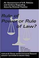 Rule of Power or Rule of Law